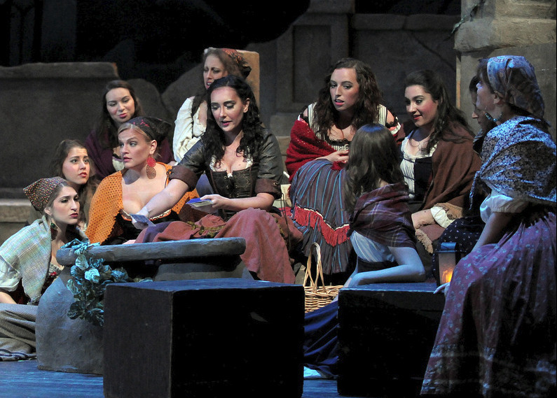Mercedes - Carmen - Tri Cities Opera