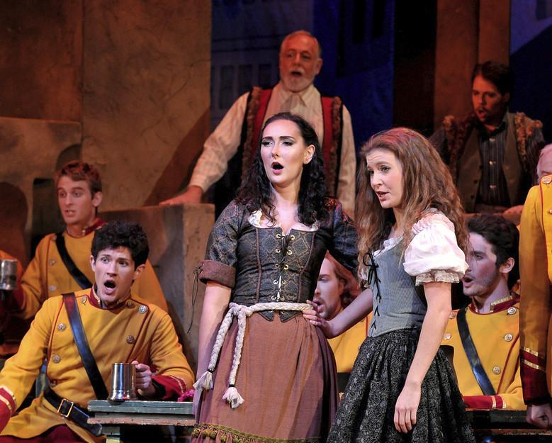 Mercedes - Carmen - Tri Cities Opera