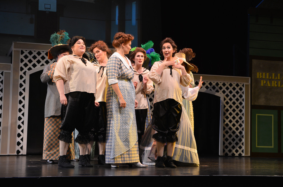 Eulalie Mackecknie Shinn - The Music Man - St. Pete Opera