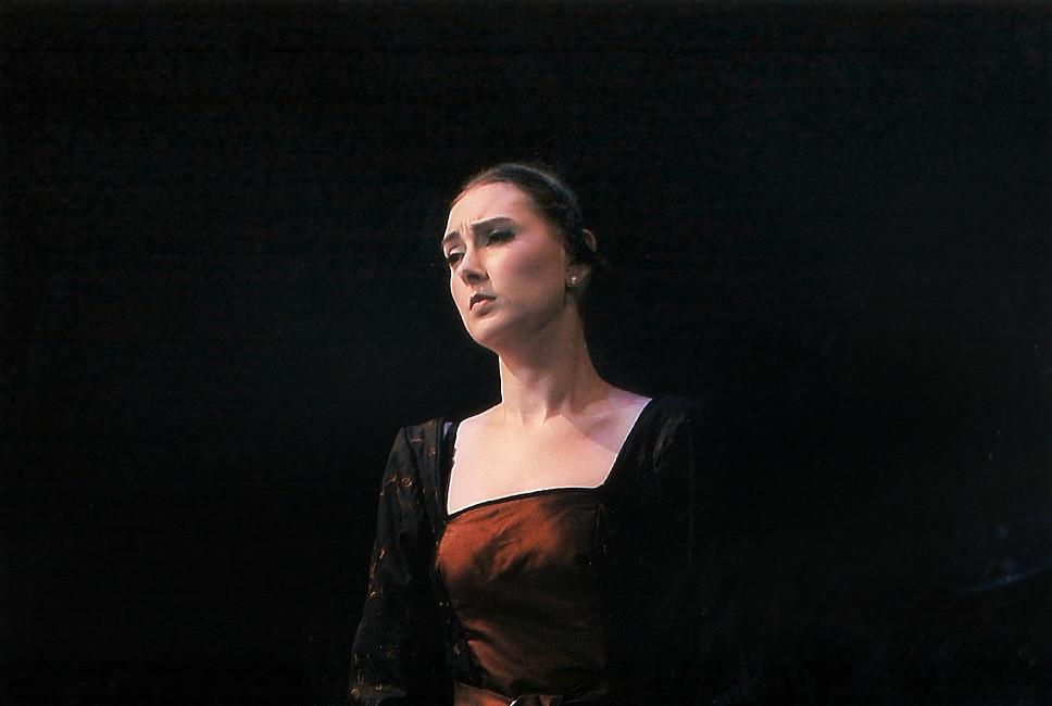 Inez - Il trovatore - Tri Cities Opera