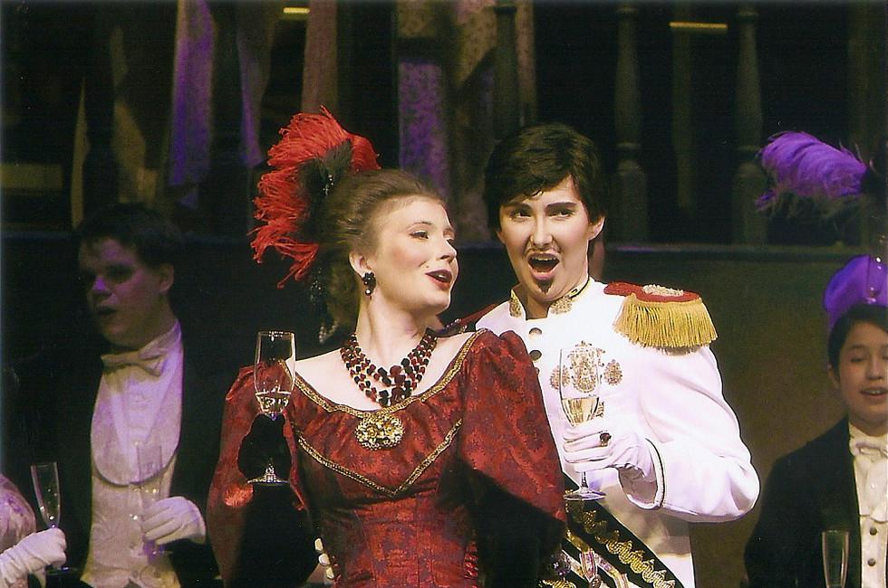 Orlofsky - Die Fledermaus - Tri Cities Opera
