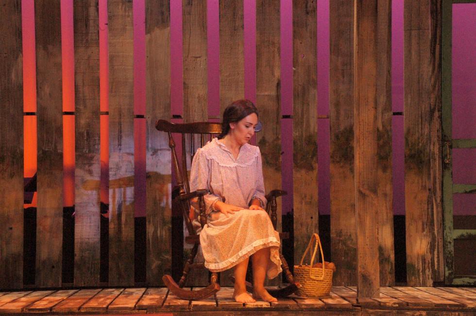 Ma Moss - The Tender Land - Opera North 2015