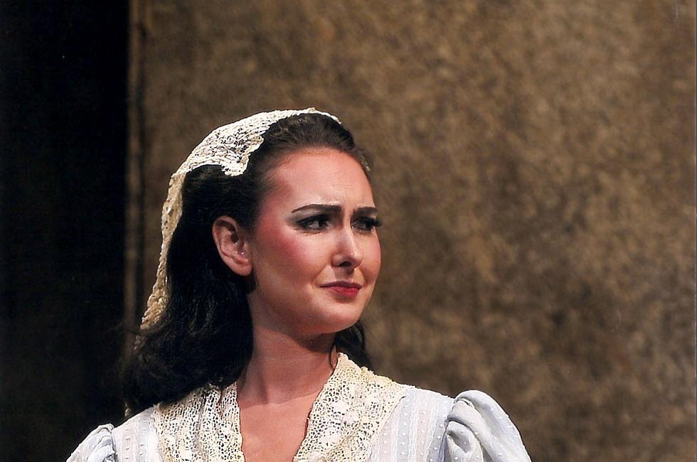 Lola - Cavalleria Rusticana - Tri Cities Opera