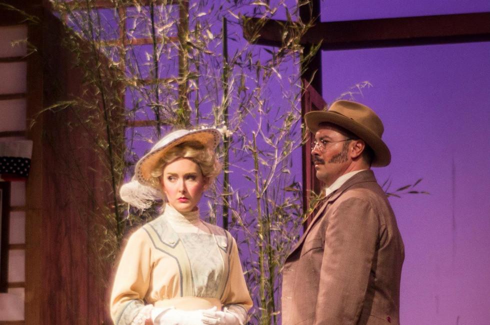 Kate Pinkerton - Madama Butterfly - Natchez Festival of Music