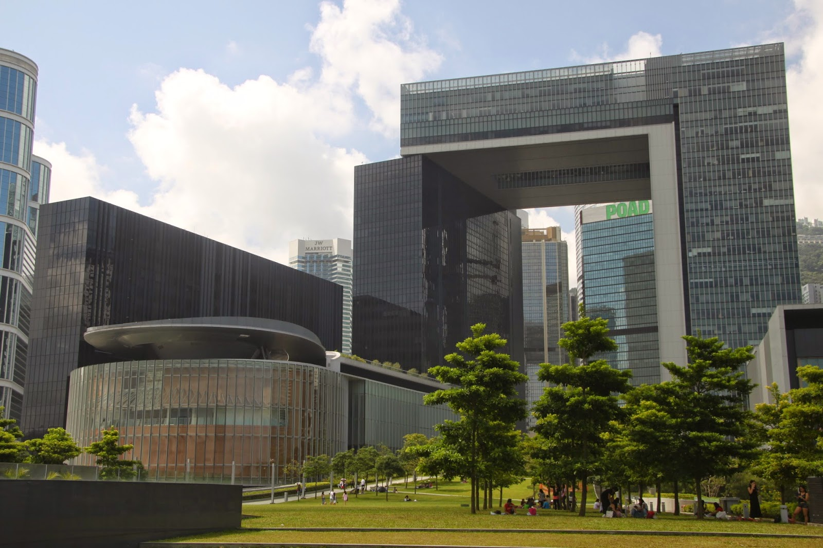 Hong Kong Central Government Offices