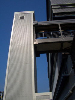 Lift Tower, Lamma Island