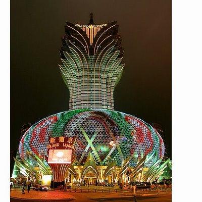 New Grand Lisboa, Macau