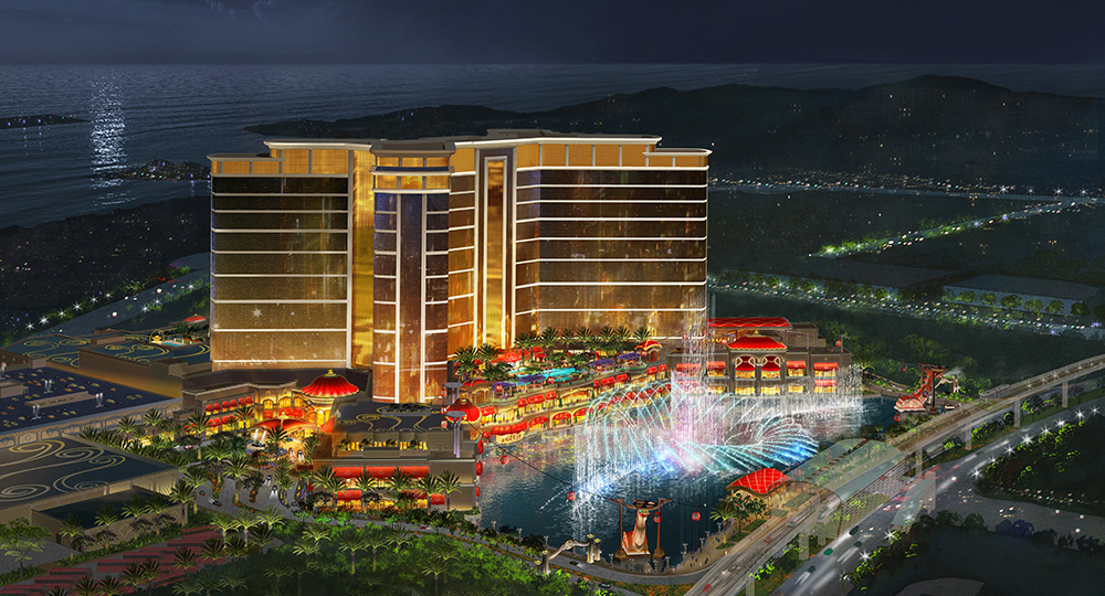 The Resort-Cotai Macau Hotel
