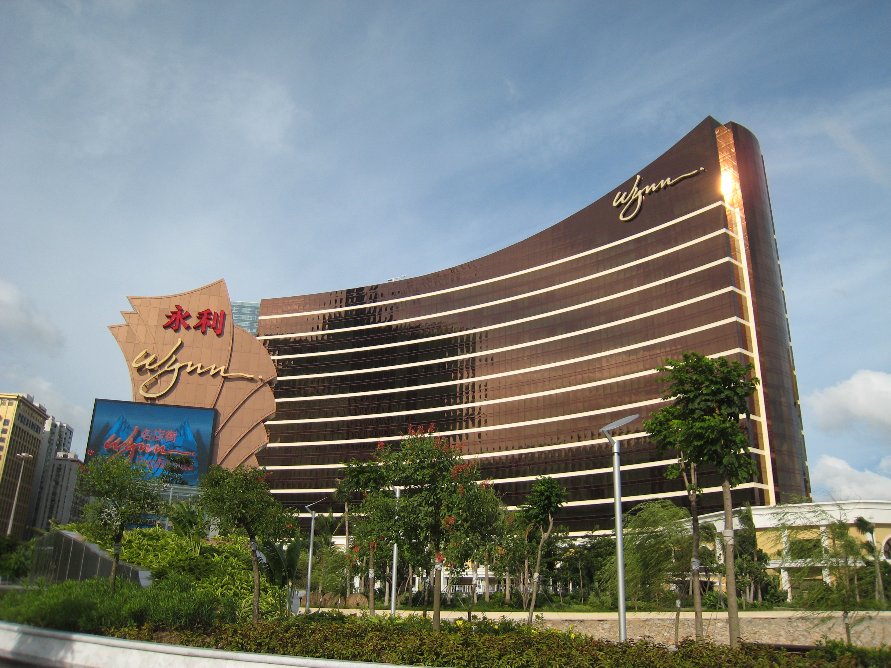 Wynn Resort, Macau