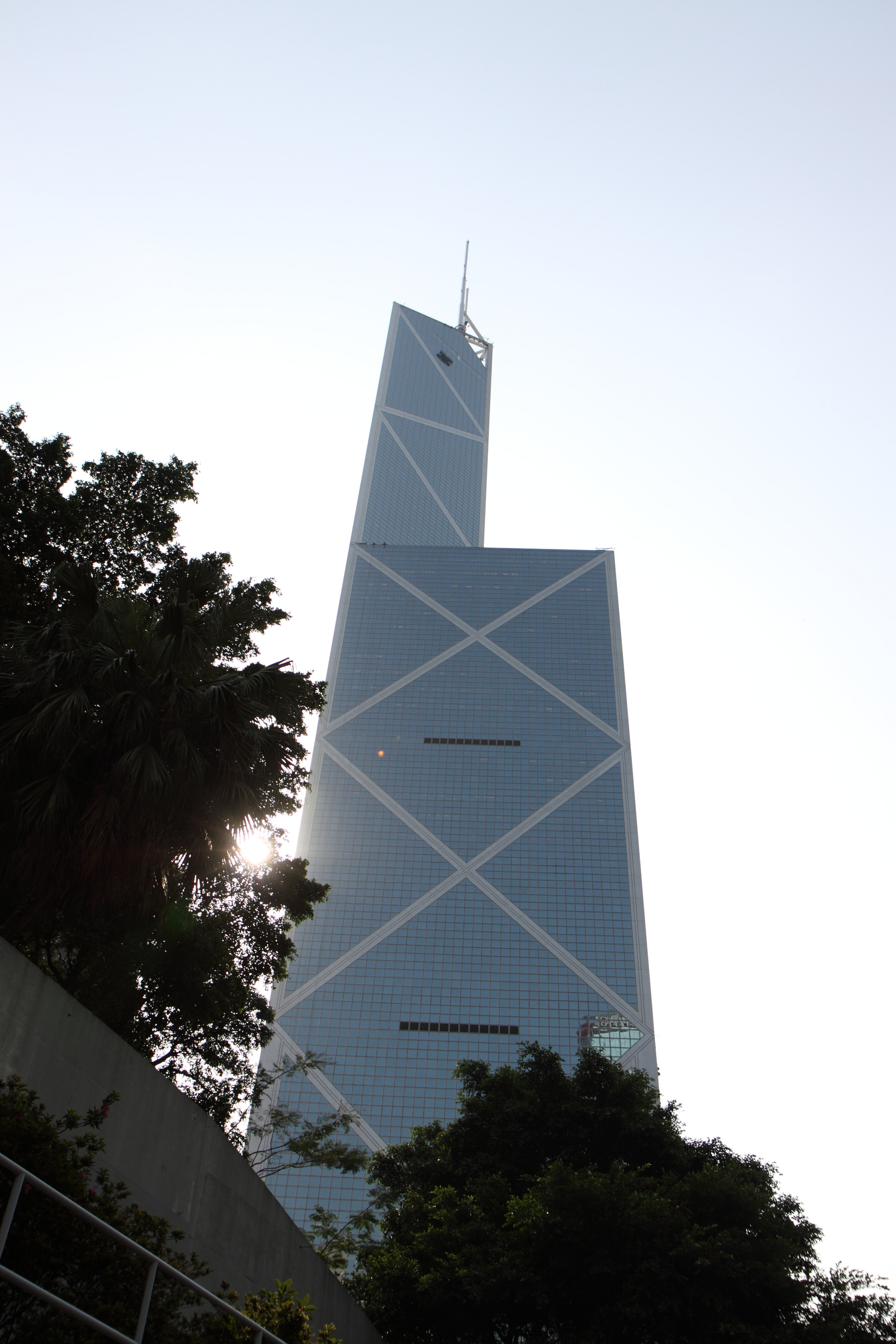 Bank of China Tower, Central