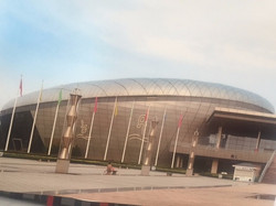 Indoor Stadium, Hunan