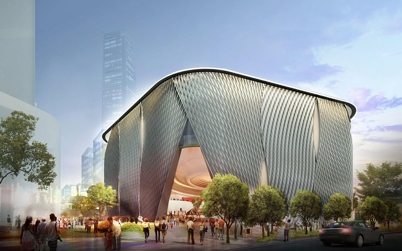 Xiqu Centre Xiqu Centre