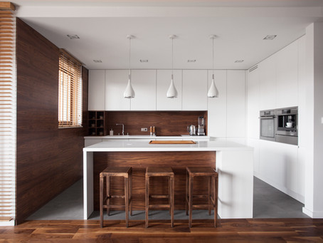If you only had ONE WORD to do it, how would you describe your dream kitchen?