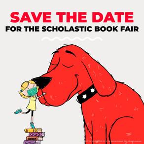 Spring Book Fair - 4/19-4/29