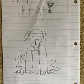 3rd Grade, From: The Morris Family