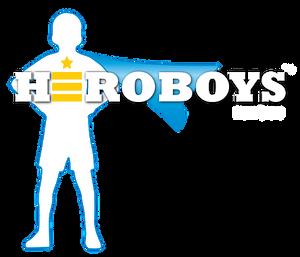Hero Boys Run Club Logo