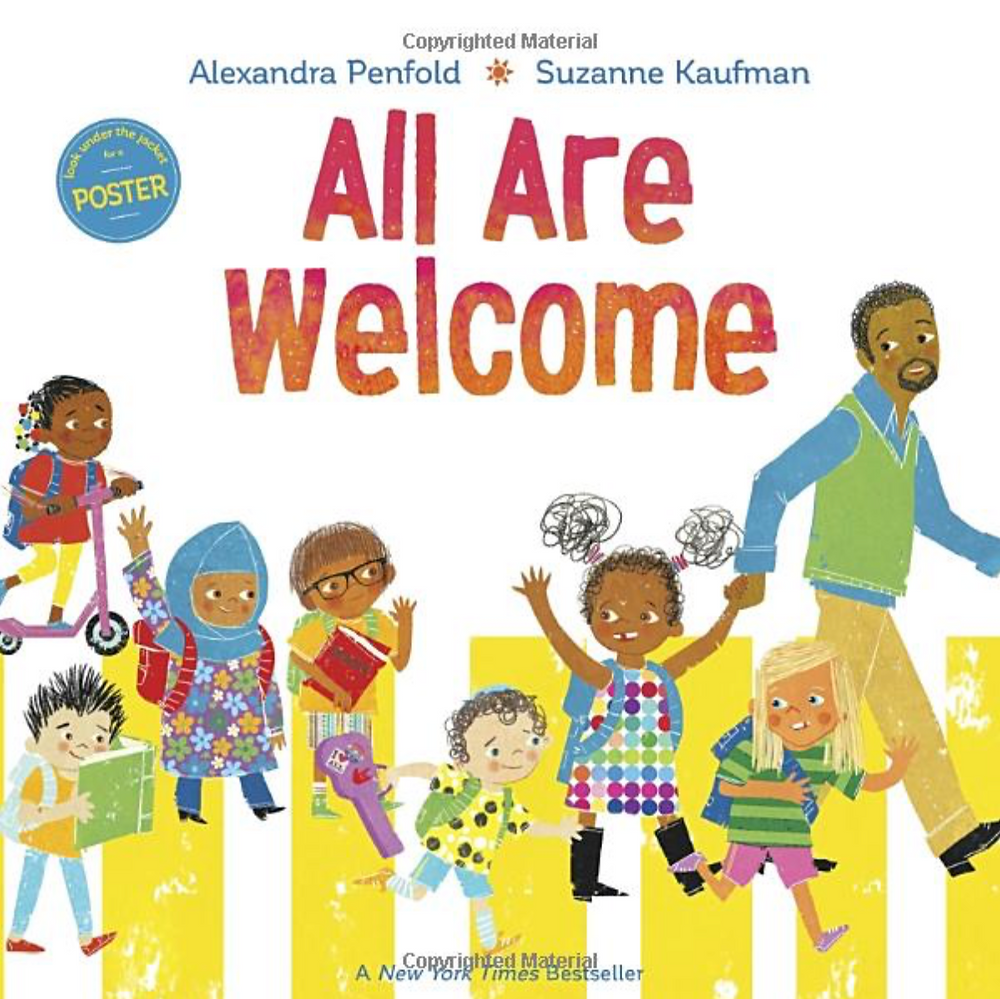 All Are Welcome Front Cover