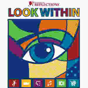 National PTA Reflections Look Within Logo
