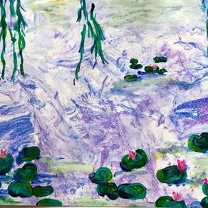 Monet Marbelized