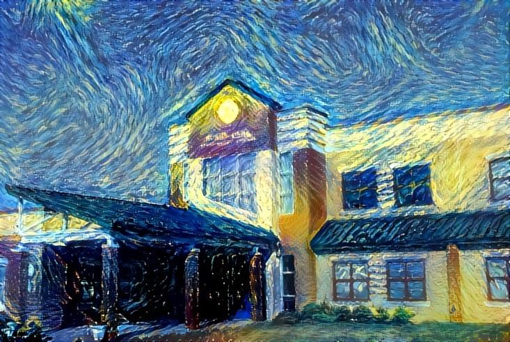 BPES van Gogh