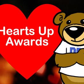 Hearts Up Awards