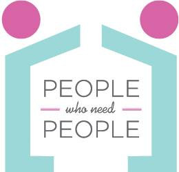People Who Need People Logo