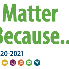 Reflections: I matter because...