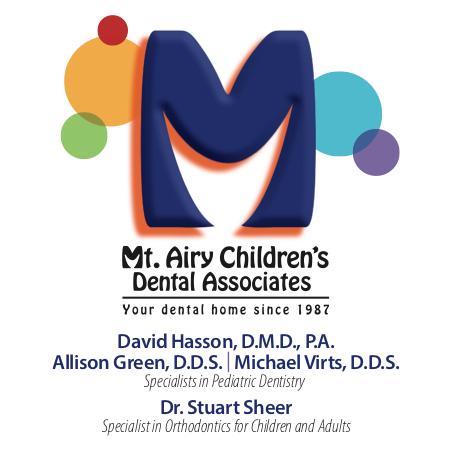 Mt. Airy Children's Dental Associates Logo