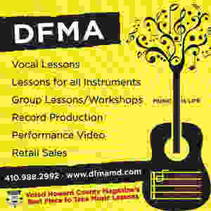 Damon Foreman Music Academy (DFMA) Logo