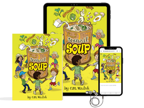 New Book Release: Toenail Soup