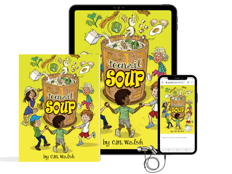 New Book Release: Toenail Soup