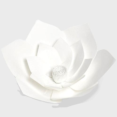 White Paper Flower Decorative