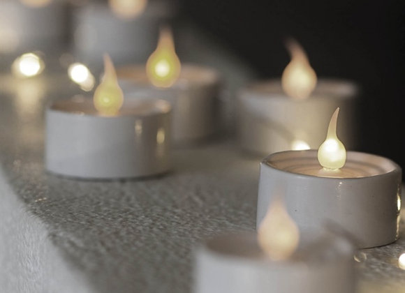 SIRIUS LONE theelichtjes LED - Bougies LED - Led candles