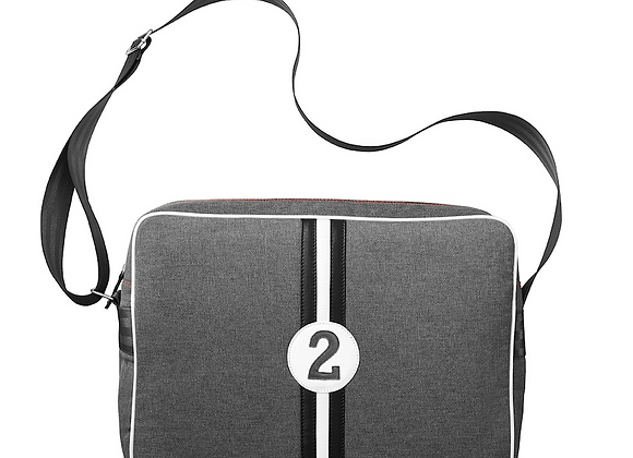 ENTRE2RETROS Messenger bag