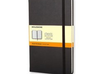 Moleskine Classic Notitieboek Hard cover