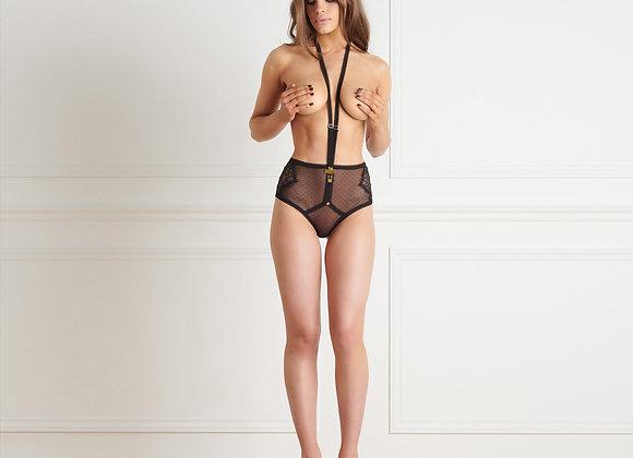 Inspiration divine culotte taille haute harnais