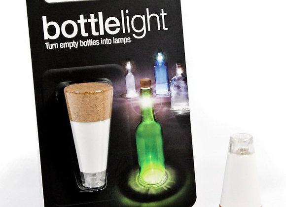 Herlaadbare Lichtgevende flessendop - Bouchon touche - Bottlelight