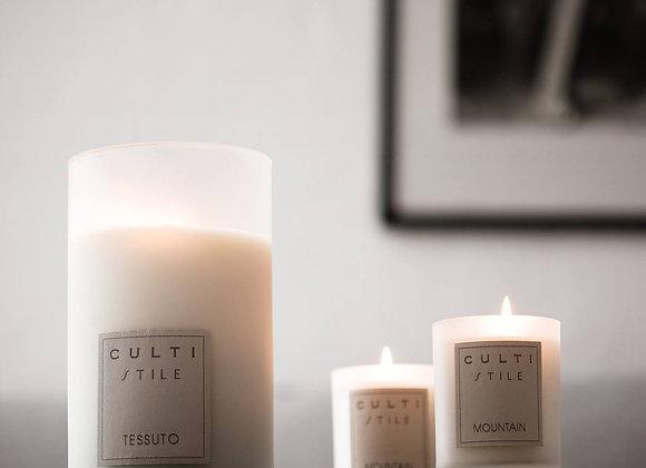 CULTI geurkaarsen - bougies parfumées - scented candles STILE 190GR