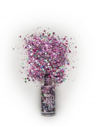 Eco Glitter Fun lollipop (Sparkle)