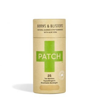 Patch bamboo plasters (aloe vera)