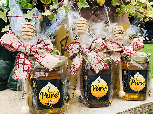 Honey Gift Set with Spoon