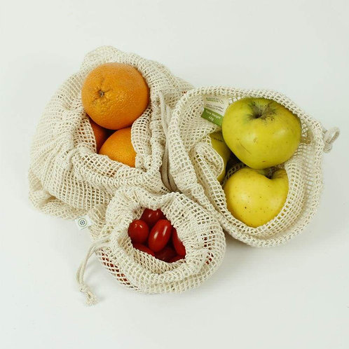 ORGANIC PRODUCE BAGS & BREAD BAG