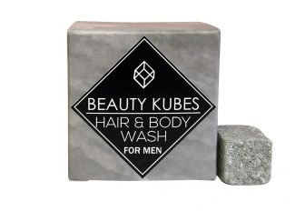 Beauty Kubes Shampoo & Body Wash for Men