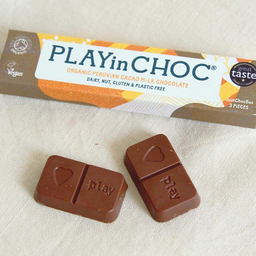 Play In Choc Bar