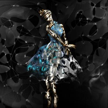 iron ballerina