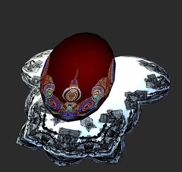egg#1 Opensea Nft art