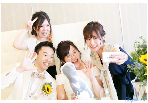 スイスホテル結婚式出張撮影