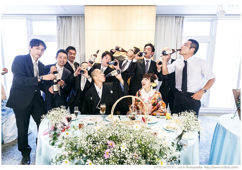 ウェスティン都ホテル京都|結婚式カメラマン持ち込み撮影