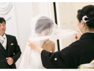 アルカンシェルベリテ大阪|結婚式カメラマン持ち込み撮影