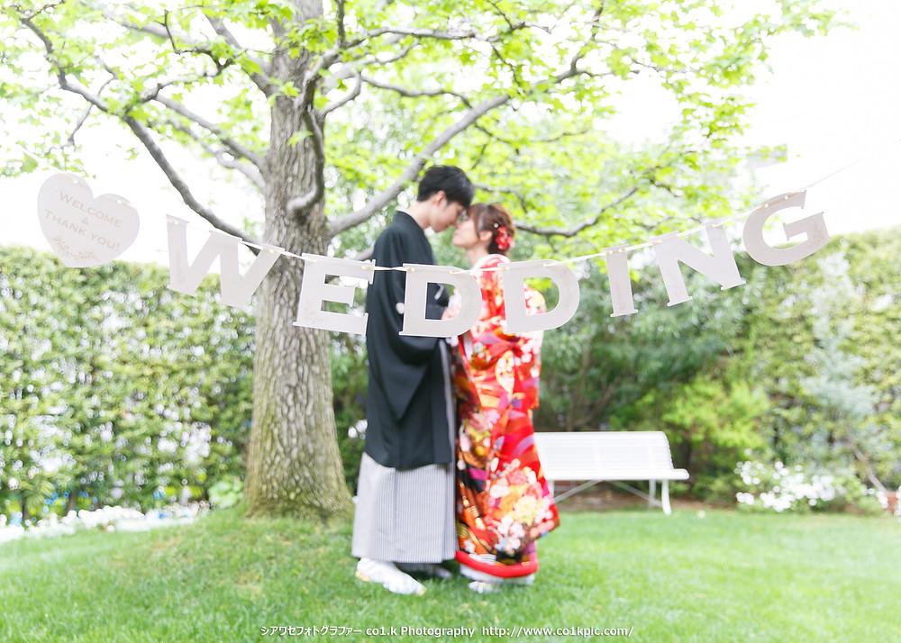 結婚式ブライダルウェディング|シアワセフォトグラファー